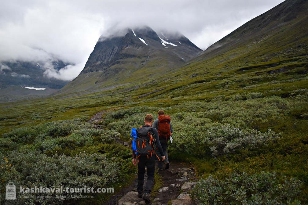 Fjällräven Classic is a self-guided hiking and camping adventure with thousands of participants from all over the world