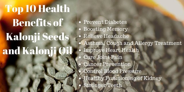 Image result for Health benefits of Kalonji images