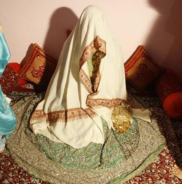Kashmiri-Bride