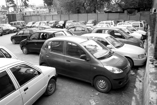 Car market in J&K was a modest sector before it witnessed tremendous growth between 2000-2004.