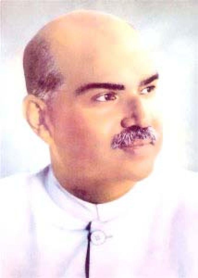 Dr Syama Prasad Mookerji