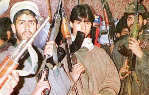 Kashmiri-militants