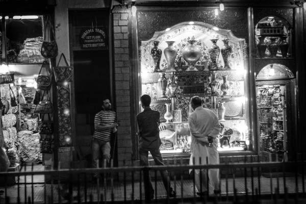 Kashmiri Handicraft Shop
