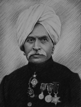 Maj Gen R.B. DEwan: J&K Bank's first chairman