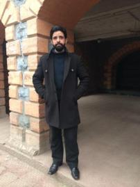 Advocate Ajaz Ahmad Dar