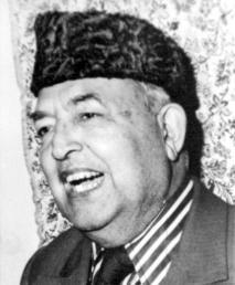 Mohammad Afzal Beg