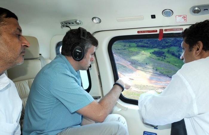 Omar Abdullah in Chopper.