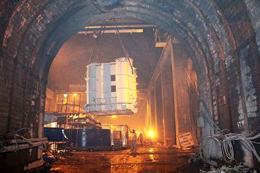 baghlar-Tunnel