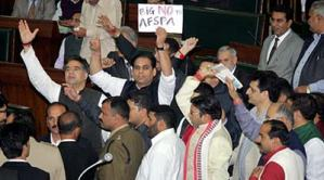 assembly-BJP-protest-against-revocation-of-AFSPA