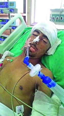 Amir Bashir Lone, 17.