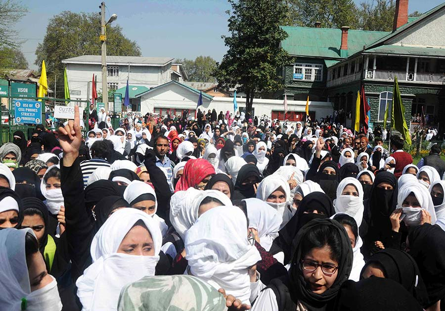 Image result for Authorities Announce Closure Of Srinagar Colleges, Schools