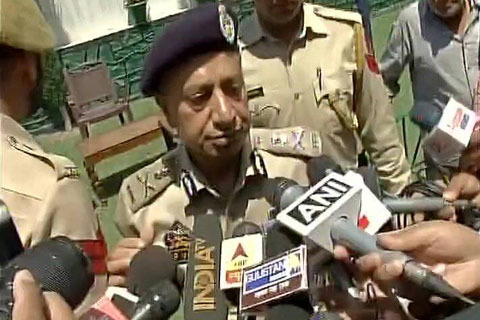 DGP Urges Kashmiri Families To Appeal Their Militants Sons To Shun Violence