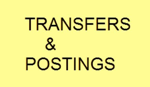 Detailed Transfer List of IAS Officers And 47 AEEs Of  R&B Department…