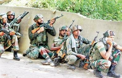 Tral Encounter Update: One Unidentified Militant Killed Sofar, Operation Continues