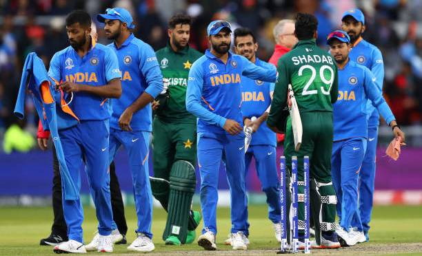 India Vs Pakistan T20 WC Match Likely To Be Held On Oct 24, India And Pakistan Are Slotted In Group 2 Along With The World Test Championship Winners New Zealand And Afghanistan