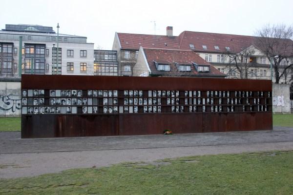 Мемориал Берлинской стены