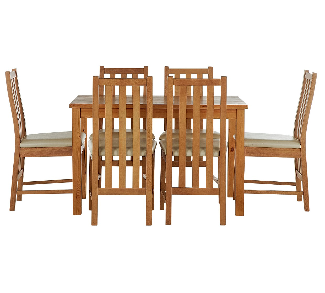table and 6 chairs glider rocker chair big lots stanford 150cm dining  oak effect