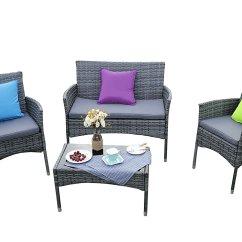 Recliner Sofa Set Amazon Bensen Lite Yakoe Eton Range Outdoor Rattan Garden Furniture