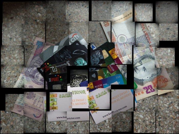 Administrar dinero en el viaje