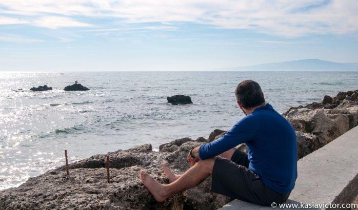 Morze Czarne w Bałczik (+ Victor) / Mar Negro en Balchik (+ Victor)