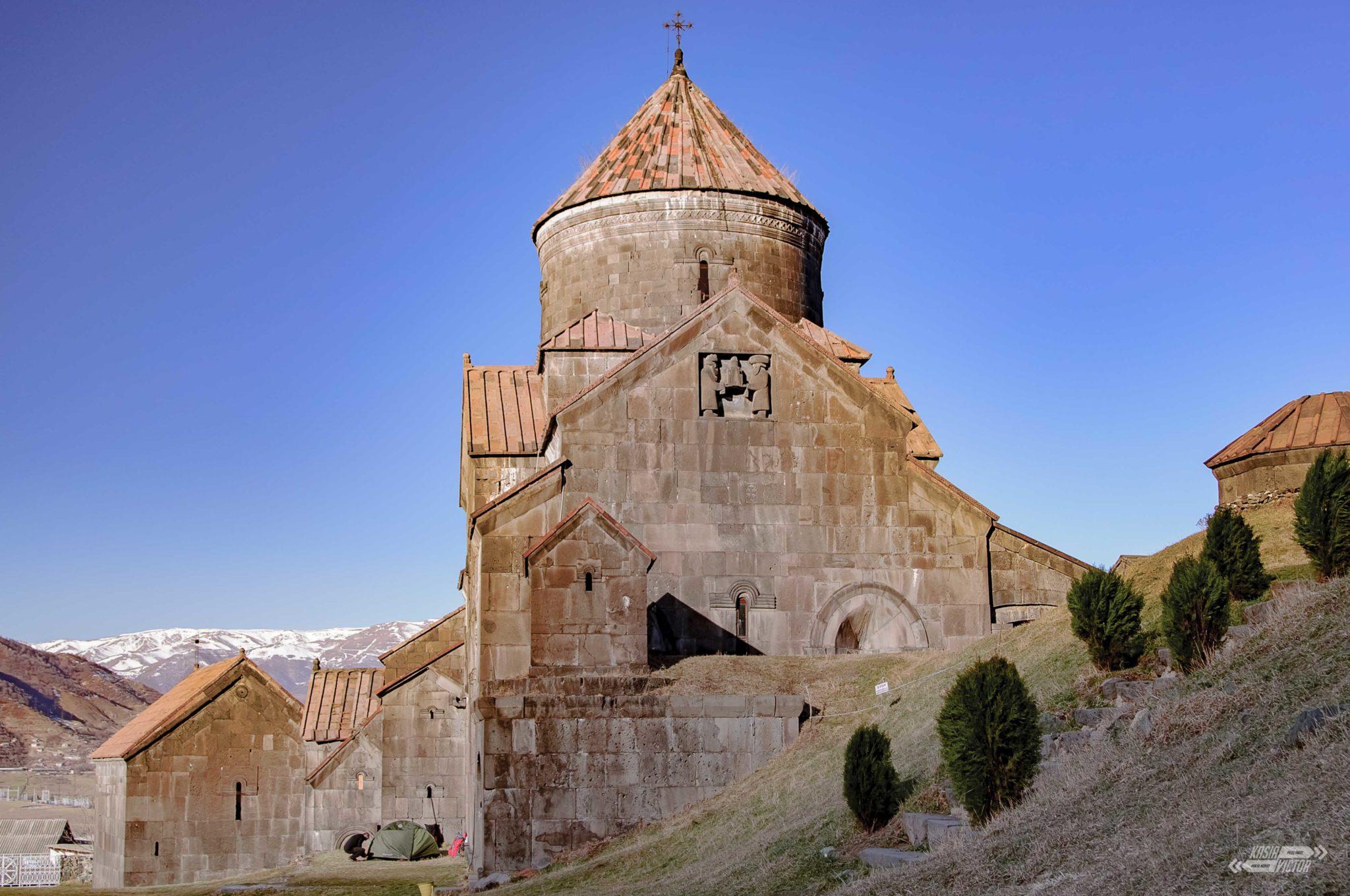 Un Sueño Cumplido En Armenia