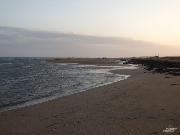 Playas solitarias en Qeshm