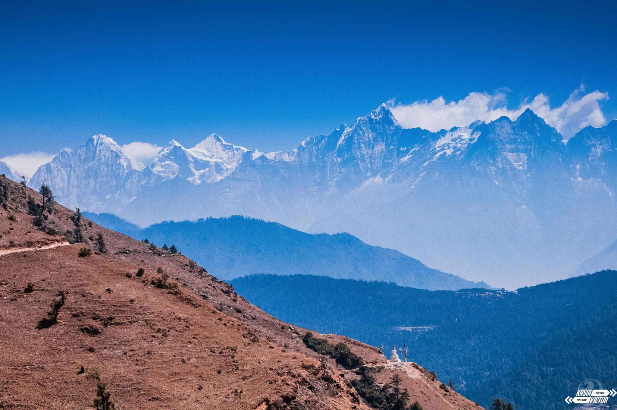 Trekking w Nepalu na własną rękę