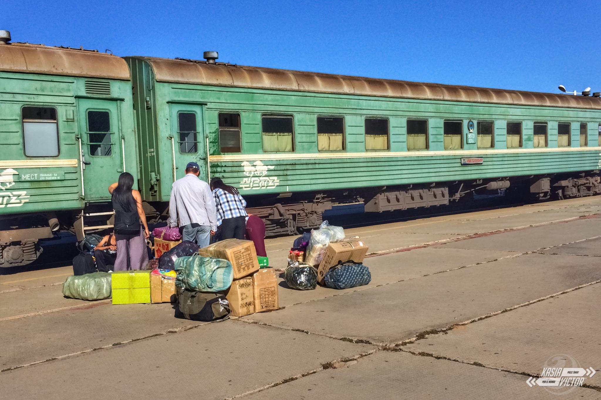 Jak przekroczyć granicę Chiny - Mongolia
