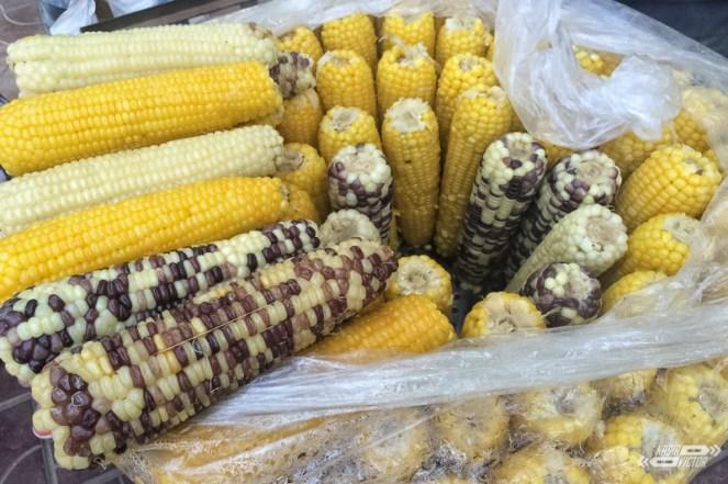 Kolby kukurydzy. Pycha