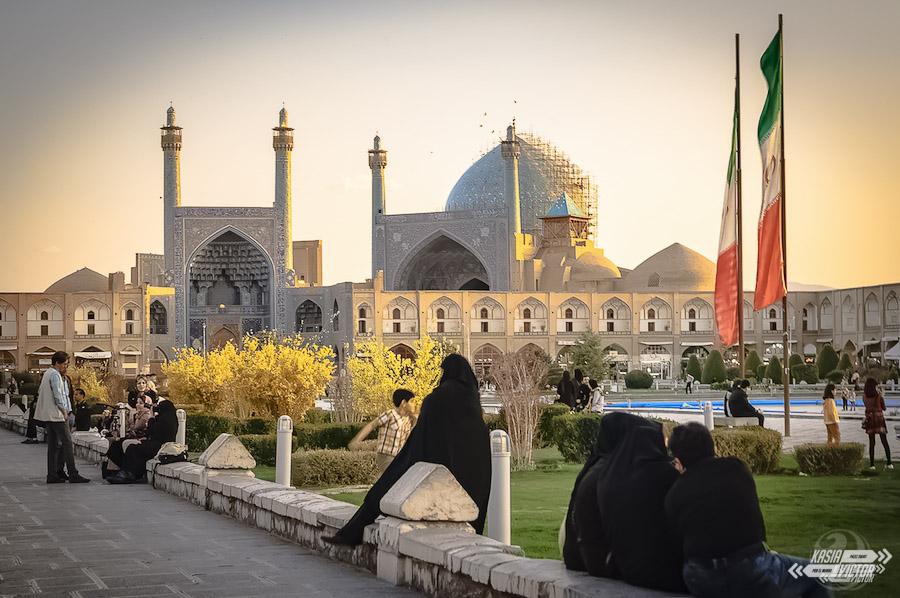 Irán en fotos