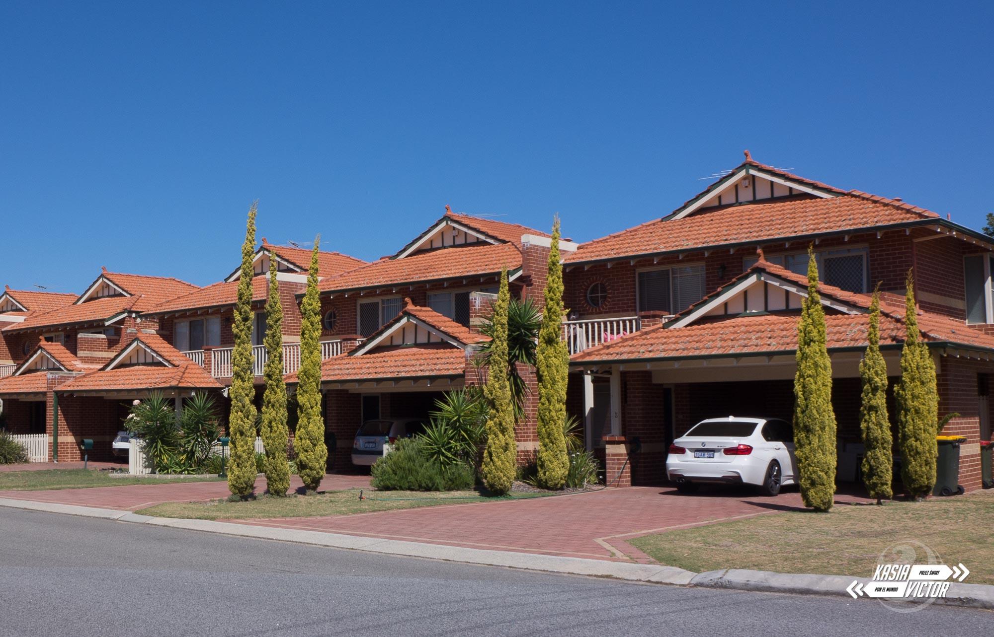 alquilar un apartamento en Perth