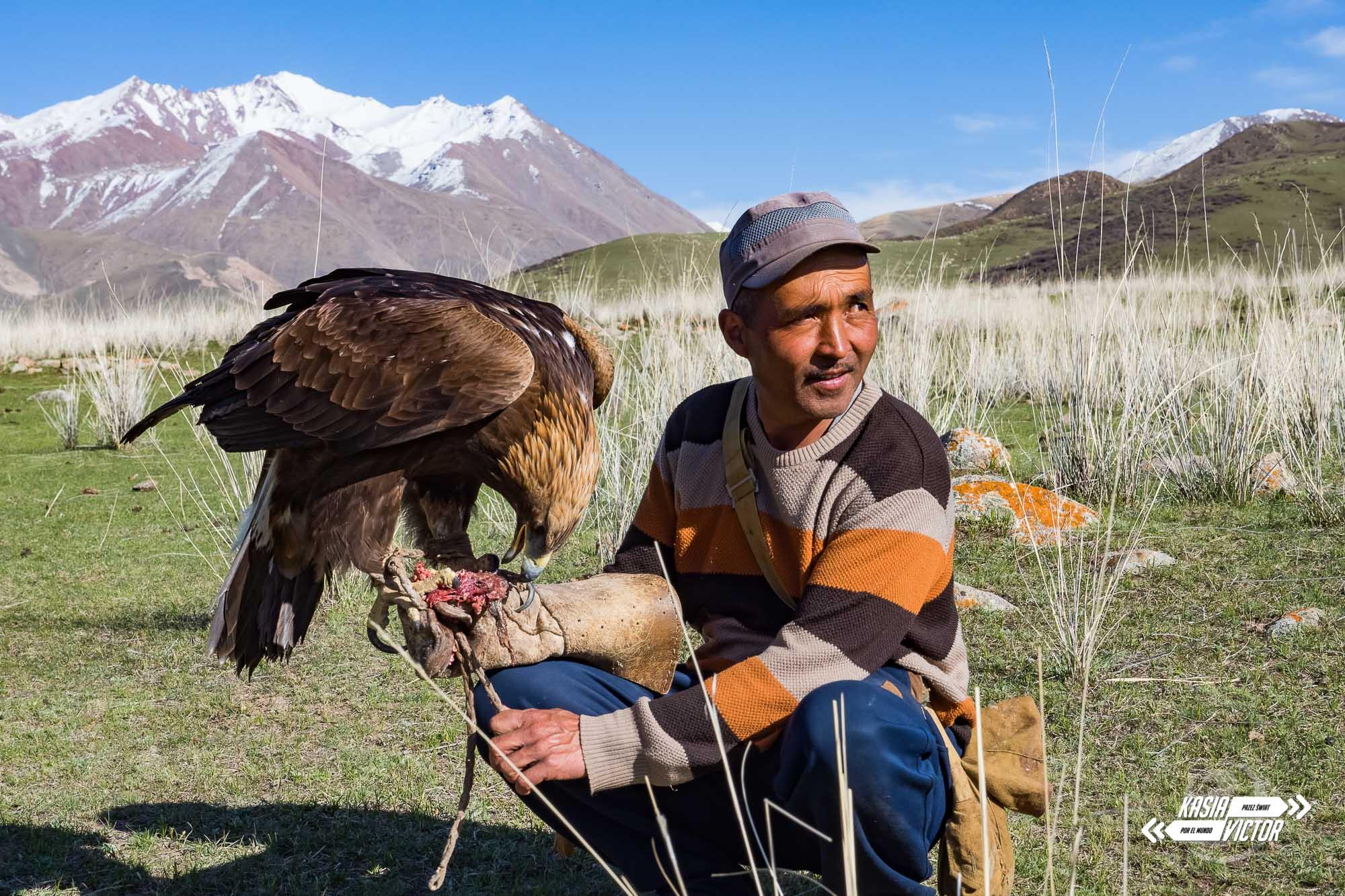 Caza Con águilas