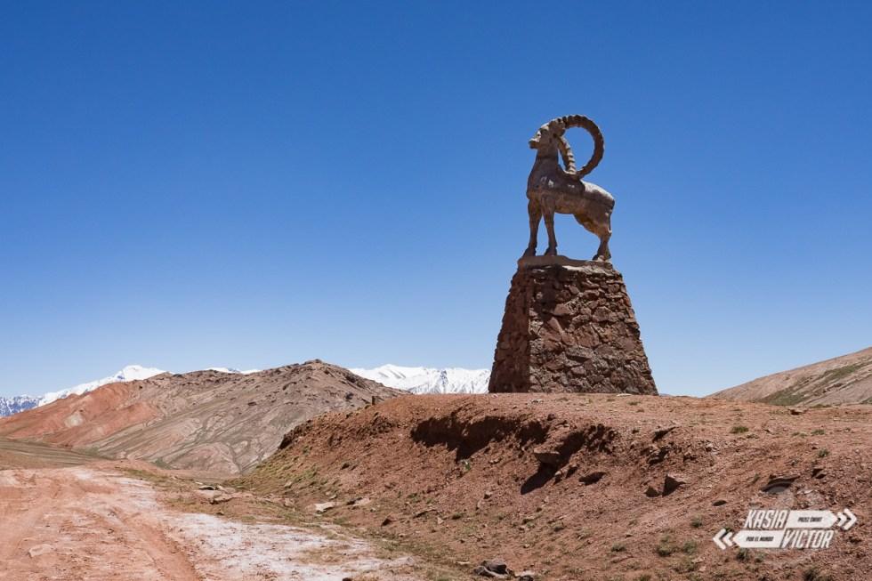 Trakt Pamirski (Pamir Highway)