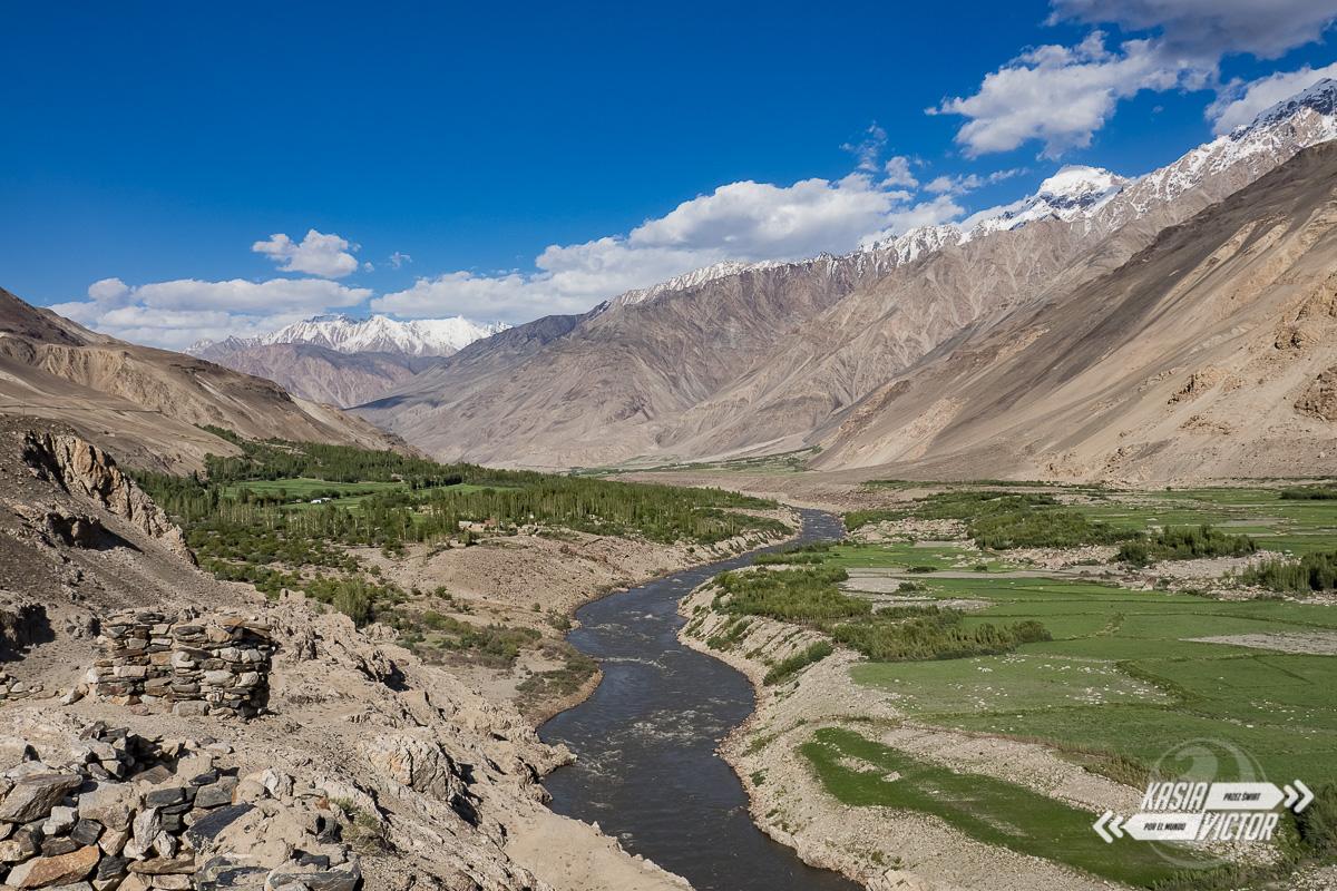 Tayikistán: Recorriendo Wakhan (5) Namadgut