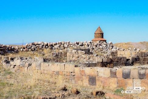 las ruinas de Ani