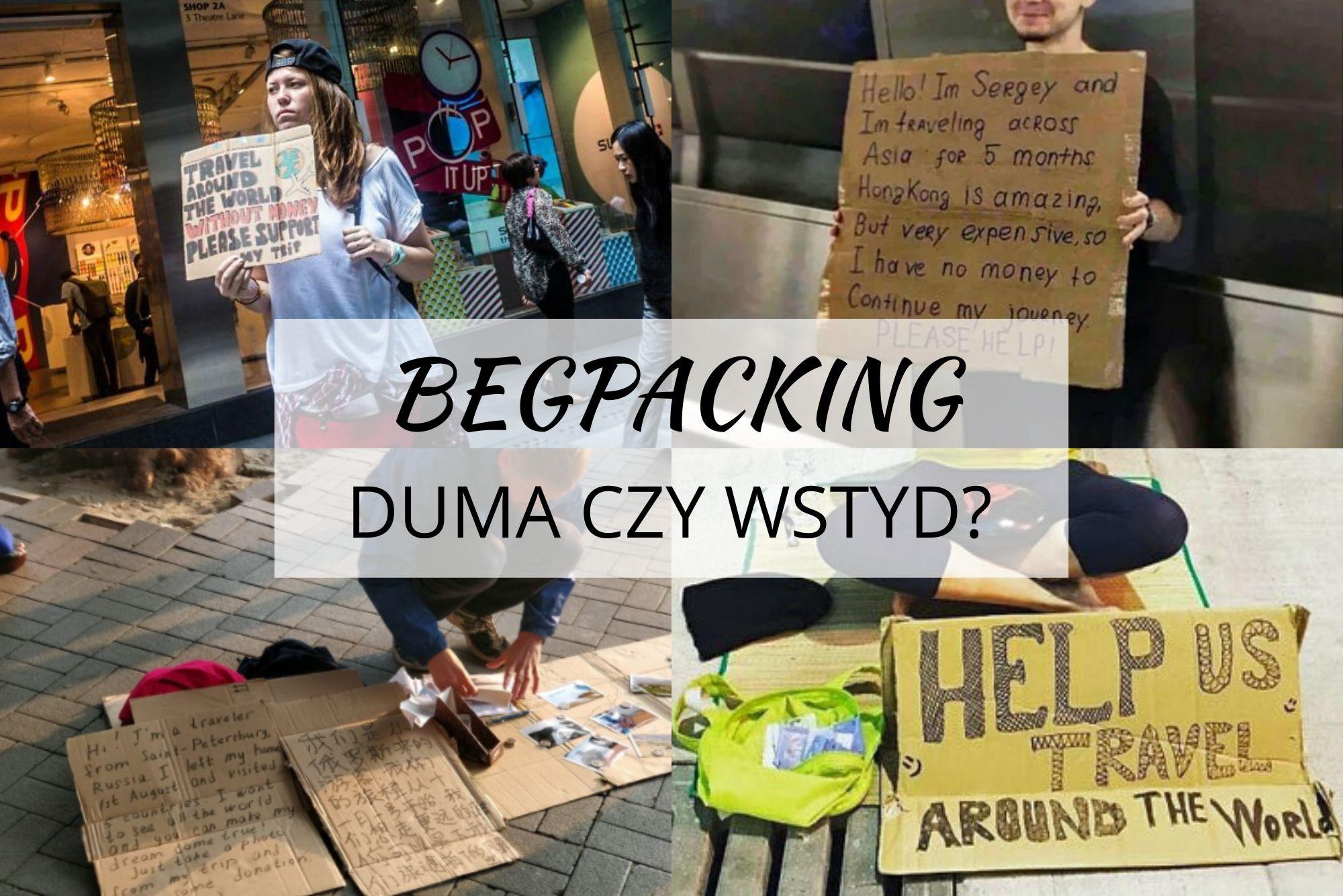 Begpacking