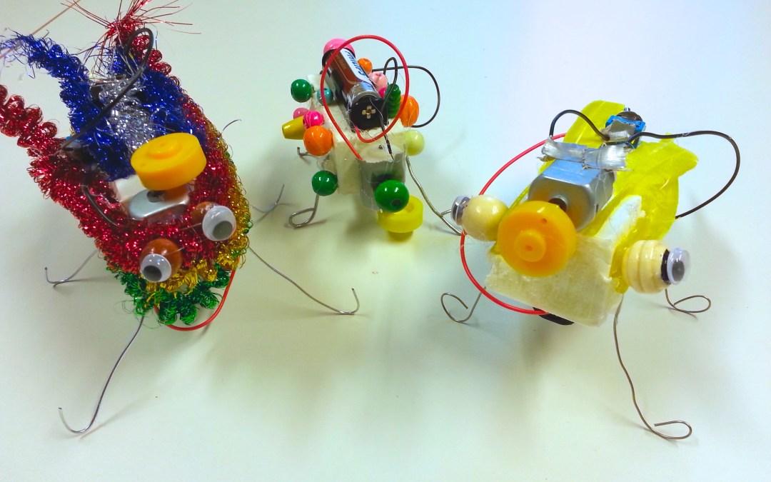 Robotti Helsinki Design Weekin lastenviikonlopussa 12.-13.9.