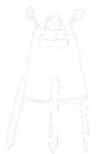RobotinLogoPelkkakuvaWhite