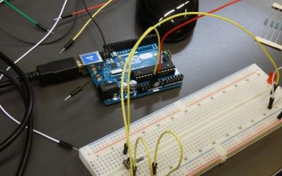 CODE ON! – Arduino-ohjelmointia nuorille kirjastossa