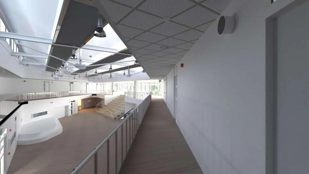 Icarusstraat - impressie interieur