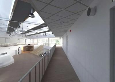Nieuwbouw school Icarusstraat Rotterdam