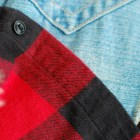black red buffalo plaid