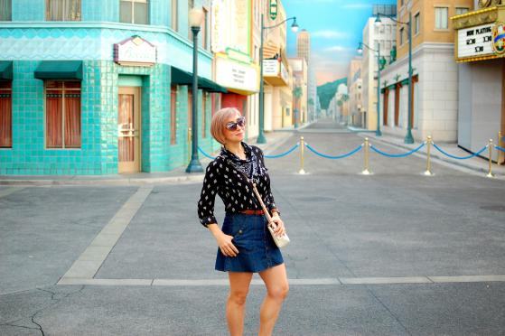 disney's california adventure disneyland outfit tourist travel ootd whatiwore2day