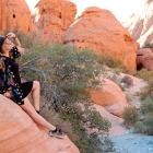 desert outfit ootd daily outfit blog whatiwore2day