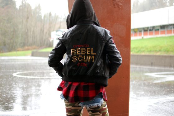 star wars rebel scum jacket ootd daily outfit blog whatiwore2day