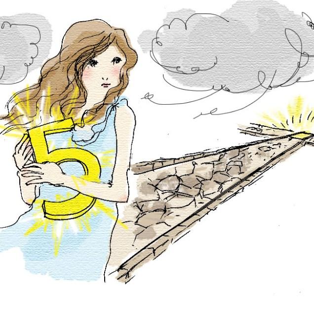 (株)マイナビ/月刊iPhone Fan 連載記事用さし絵 illustrator : カトウキョーコ