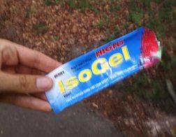 High5 Isogel er noget min mave kan li ;)