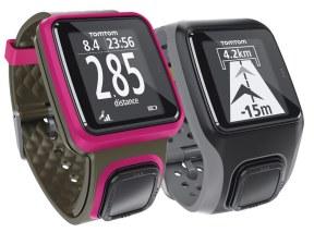 TomToms to nye GPS ure: Runner og Multi-Sport