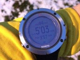 5:03 er bestemt godkendt. Det giver 8 kilometer på 40 minutter og 32 sekunder