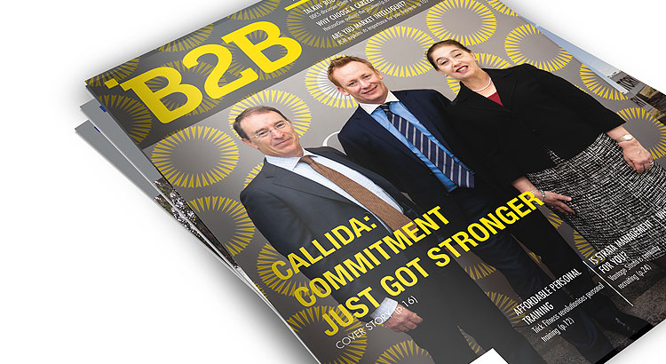 B2B Magazine issue 115 is out!